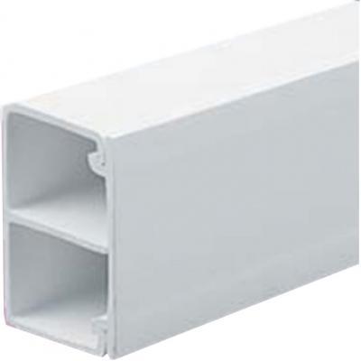 Короб MARSHALL 38x25 mm с разделителем (куски по 2 метра) 1метр (MMT4C 38x25)