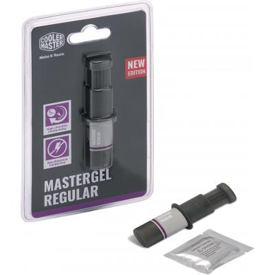 Термопаста CoolerMaster MasterGel Regular (MGX-ZOSG-N15M-R2)