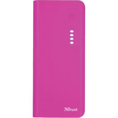Батарея универсальная Trust Primo 10000 Sum-Pink (22749)
