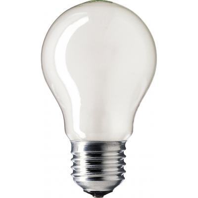 Лампочка PHILIPS E27 60W 230V A55 FR 1CT/12X10 Stan (926000007385)