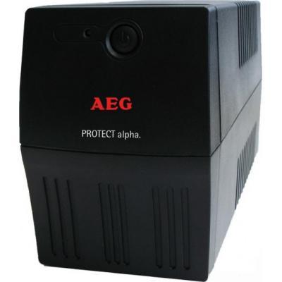 Источник бесперебойного питания AEG Protect ALPHA 600 (6000014747)