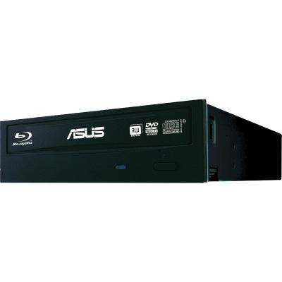 Оптический привод Blu-Ray/HD-DVD ASUS BC-12B1ST BD-Combo Black Retail