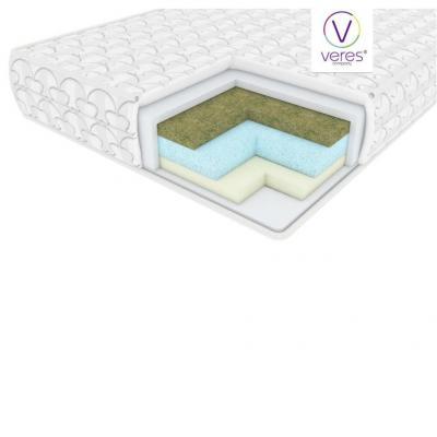 Матрас для детской кроватки Верес Seagrass+memory 10 см (51.4.03)