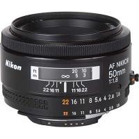 Об'єктив Nikkor AF 50mm f/1.8D Nikon (JAA013DA)