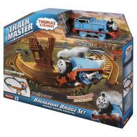 Игровой набор Fisher-Price Приключения на разрушенном мосту Томас и друзья (CDB59)