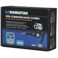 Веб-камера Manhattan Web Communicator Combo (460507)