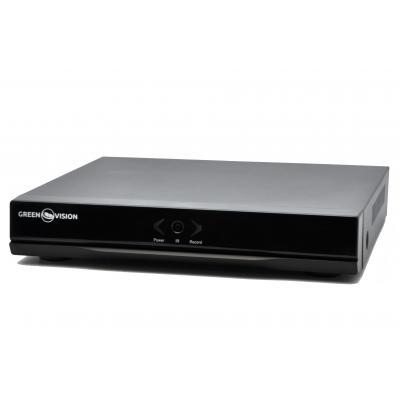 Регистратор для видеонаблюдения GreenVision AHD GV-A-S 031/08 (4236)