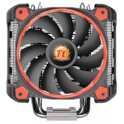 Кулер для процессора ThermalTake Riing Silent 12 Pro Red (CL-P021-CA12RE-A)