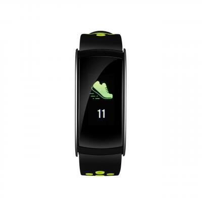 Фитнес браслет CANYON CNS-SB41BG Black/Green (CNS-SB41BG)