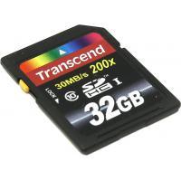 Карта пам'яті Transcend 32Gb SDHC class 10 (TS32GSDHC10)
