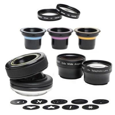 Набор оптики Lensbaby Creative Effects System Kit for Nikon (LBCESKN)