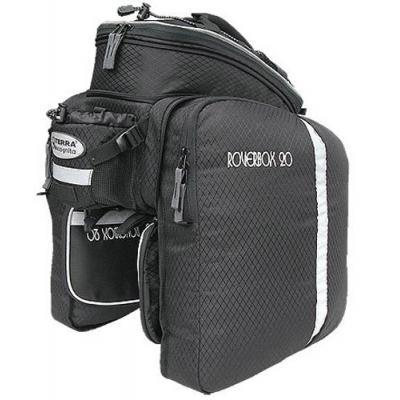 Рюкзак туристический Terra Incognita Roverbox 20 black