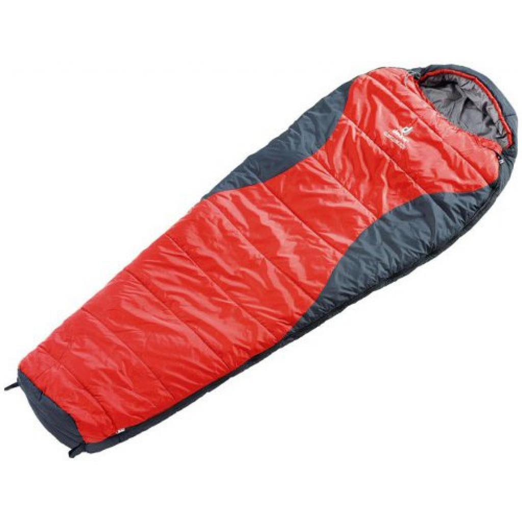 Спальный мешок Deuter Dream Lite 250 L fire-midnight левый (49292 5130 1)