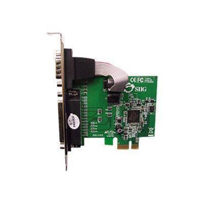 Контроллер PCIе to LPT&COM Atcom (16082)