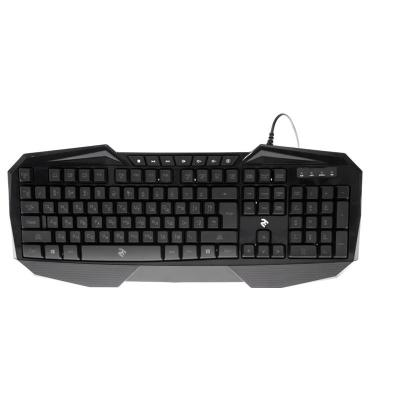 Клавиатура 2E Ares KG 109 USB Black (2E-KG109UB)