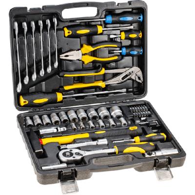 Набор инструментов 38D224, 56 шт. Topex (38D224)