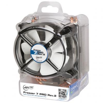 Кулер для процессора Arctic Cooling FREEZER 7 PRO REV2 (DCACO-FP701-CSA01)