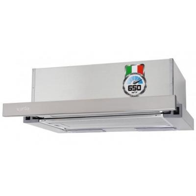 Вытяжка кухонная VENTOLUX GARDA 50 INOX (650) IT
