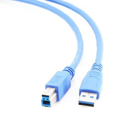 Кабель для принтера Cablexpert USB 3.0 AM/BM 1.8m (CCP-USB3-AMBM-6)