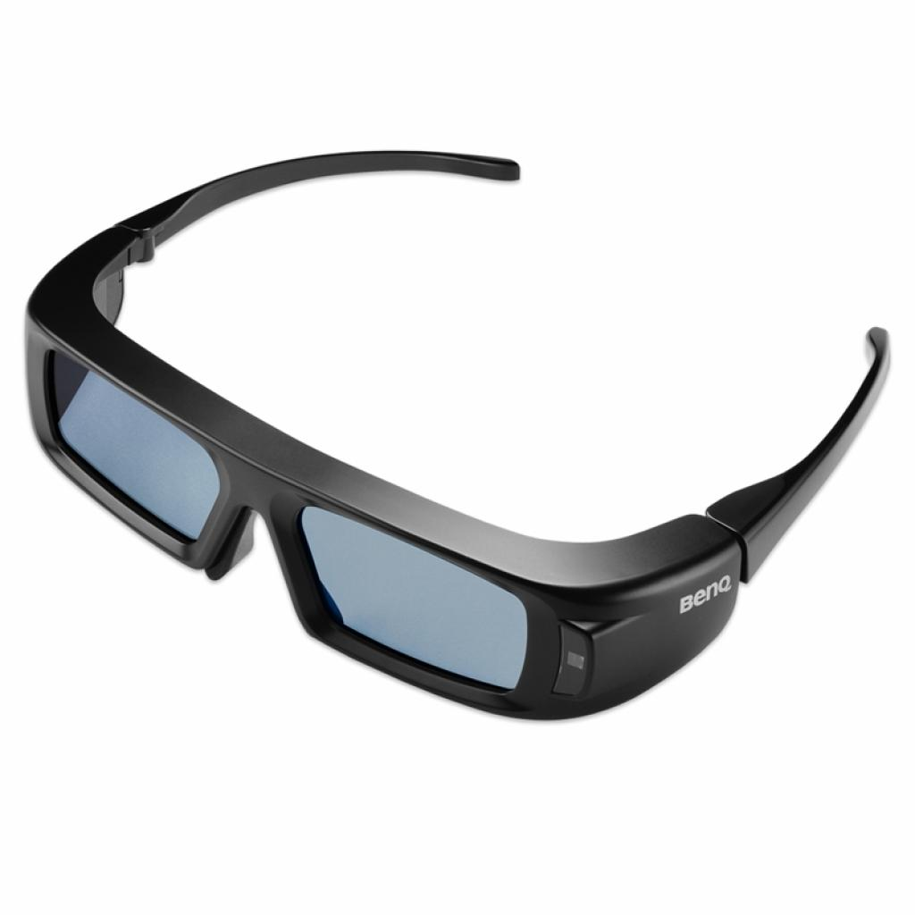 3D очки BENQ 3D GLASSES PRJ BLACK (5J.J7L25.002)