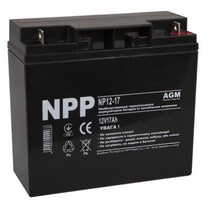 Батарея к ИБП NPP 12В 17 Ач (NP12-17)