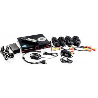 Регистратор для видеонаблюдения ALFA D6304S