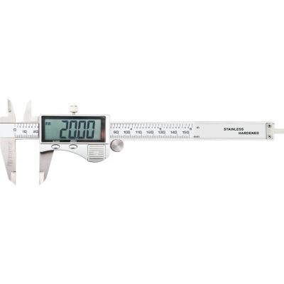 Штангенциркуль Topex цифровой, 150 мм, большой индикатор (31C624)