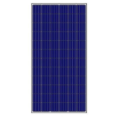 Солнечная панель Amerisolar 330W 5BB, Poly, 1000V, 72 cell, рама 40мм (AS-6P-330W)