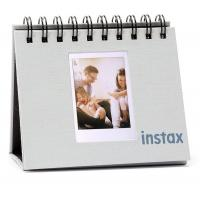 Фотоальбом Fujifilm INSTAX MINI 9 TWIN FLIP ALBUM – SMOKY WHITE (70100139055)