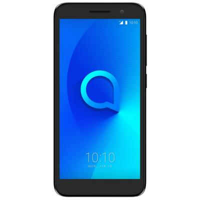 Мобильный телефон Alcatel 1 1/16GB Volcano Black (5033D-2LALUAF)