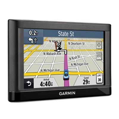 Автомобильный навигатор Garmin Nuvi 52 Nuvlux