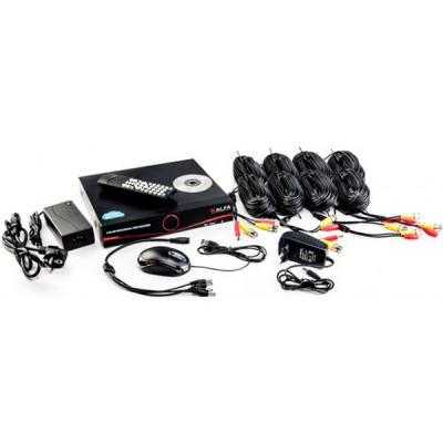 Регистратор для видеонаблюдения ALFA D6308S