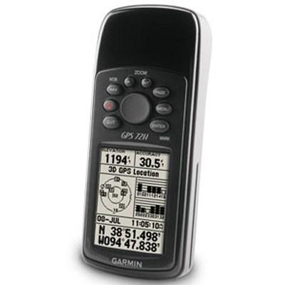 Персональный навигатор Garmin GPS 72Н (010-00840-01)