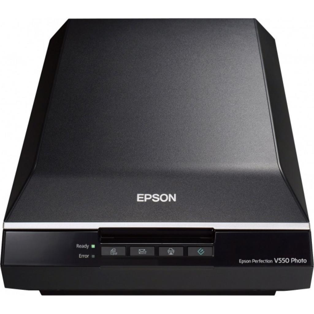 Сканер EPSON Perfection V550 Photo (B11B210303)