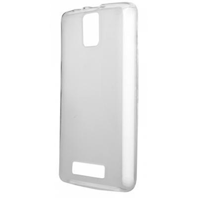 Чехол для моб. телефона Drobak для Lenovo A1000 (White Clear) (219201)