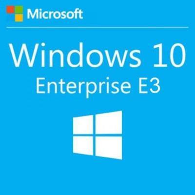 Операционная система Microsoft Windows 10 Enterprise E3 1 Year Corporate (39504991_1Y)