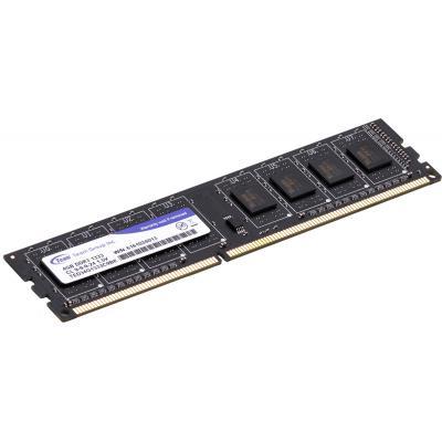 Модуль памяти для компьютера DDR3 4GB 1333 MHz Team (TED34G1333C901 / TED34GM1333C901)