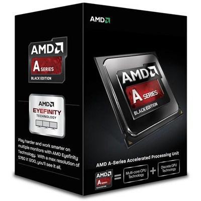 Процессор AMD A6-6400K (AD640KOKHLBOX)