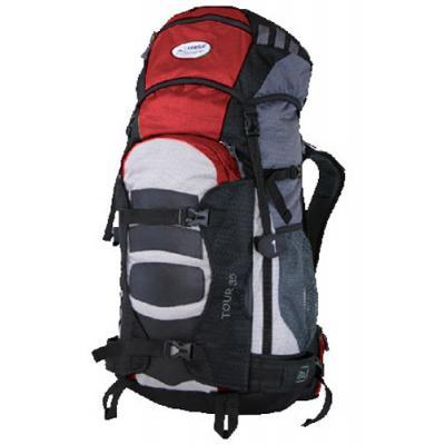 Рюкзак туристический Terra Incognita Tour 45 red / gray