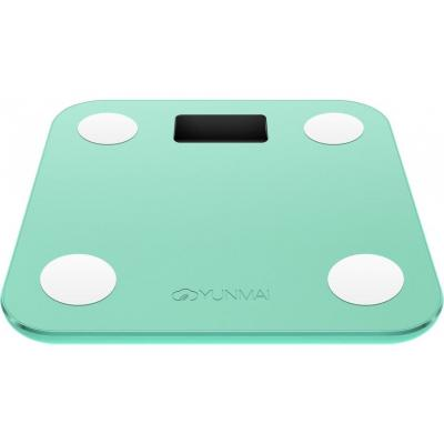 Весы напольные YUNMAI Mini Smart Scale Green (M1501-GN)