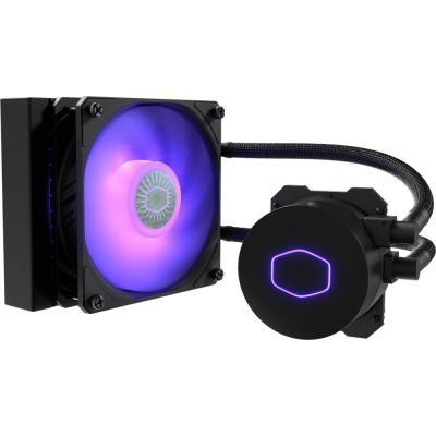 Кулер для процессора CoolerMaster MasterLiquid ML120L V2 RGB (MLW-D12M-A18PC-R2)