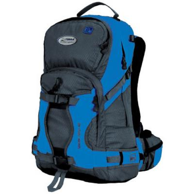 Рюкзак туристический Terra Incognita Snow-Tech 30 blue / gray