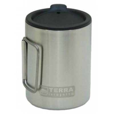 Термокружка Terra Incognita T-Mug 250 W/Cap (4823081504825)