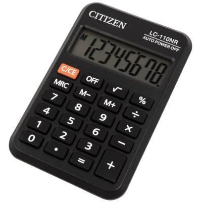 Калькулятор Citizen LC-110NR