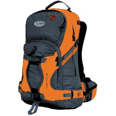Рюкзак туристический Terra Incognita Snow-Tech 30 orange / gray