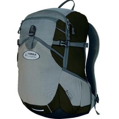 Рюкзак туристический Terra Incognita Onyx 24 чёрный/серый