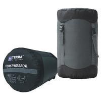 Гермомешок Terra Incognita Compressor S (серый/чёрный) (4823081504405)