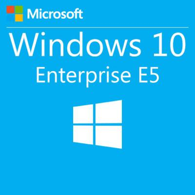 Операционная система Microsoft Windows 10 Enterprise E5 Upgrade 1 Month(s) Corporate (f2c42110)