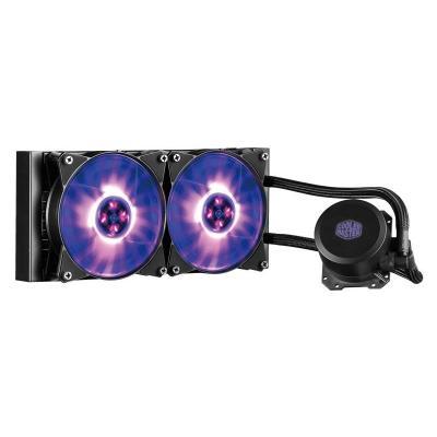 Кулер для процессора CoolerMaster MasterLiquid ML240L RGB (MLW-D24M-A20PC-R1)