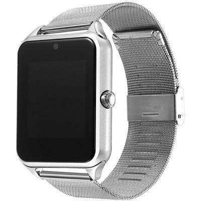 Смарт-часы UWatch Smart GT08S Silver (F_52793)